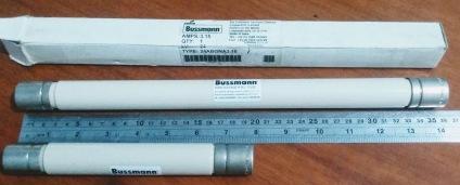 Fuse Tube VT/PT Bussmann 12kV,24kV@swatechelectrica.com